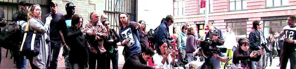 フライング4days!!!!! - 映画『バンクシー・ダズ・ニューヨーク』公式サイト