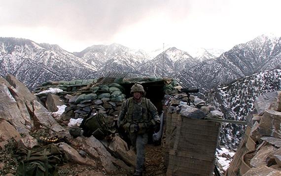 『レストレポ前哨基地 PART.2』アフガニスタンで任務に就くアメリカ軍小隊に密着
