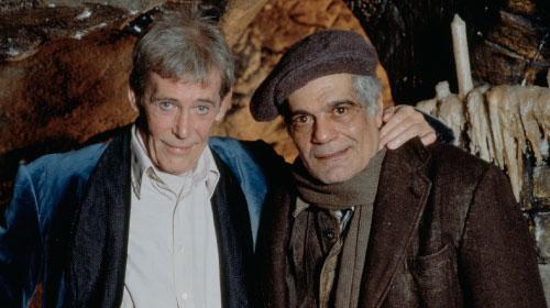 カルト映画の巨匠が贈る、幻の名作『ホドロフスキーの虹泥棒』