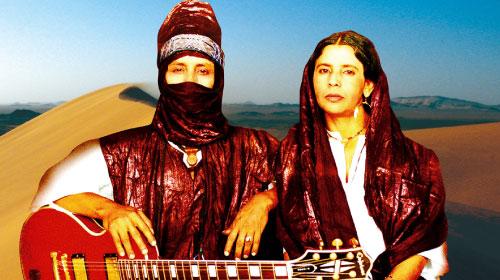 音楽を武器に闘うサハラ砂漠の遊牧民『トゥーマスト ~ギターとカラシニコフの狭間で~』