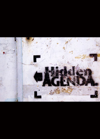 HIDDEN AGENDA The Movie