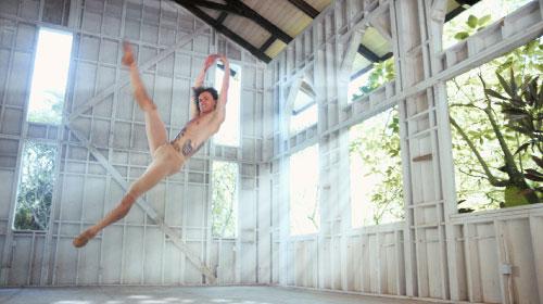 『ダンサー、セルゲイ・ポルーニン 世界一優雅な野獣』日本でのトークが特典映像に!