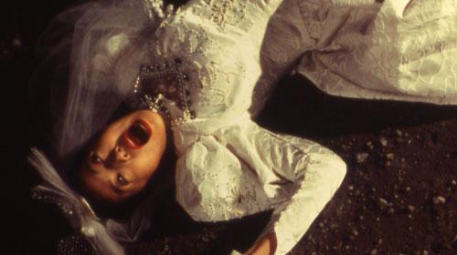 高橋洋&佐々木浩久のコンビが贈るホラー映画の枠を超越したカルト作『発狂する唇』『血を吸う宇宙』