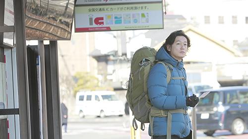 京都市街を走る路面電車を舞台に3つのラブストーリーが交錯する『嵐電』