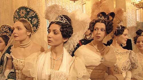 全編ワンカットで撮影された映画史上もっとも贅沢な作品『エルミタージュ幻想』