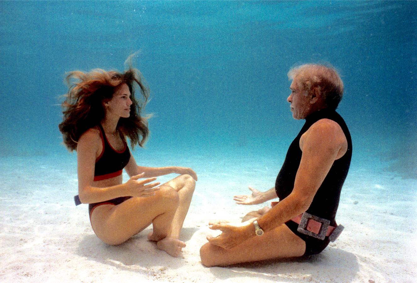 映画『ドルフィン・マン~ジャック・マイヨール、蒼く深い海へ』公式サイト