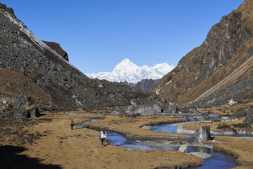 Great Himalaya Trail Project