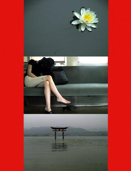 HPメイン画像flower & sleepingwomen