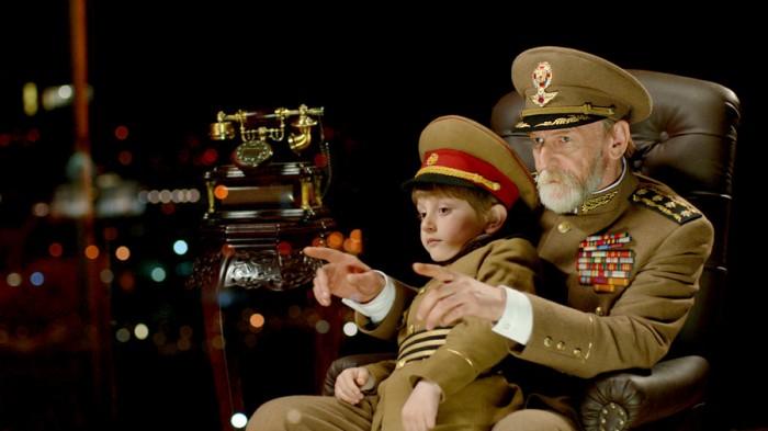 『独裁者と小さな孫』 - 上映   UPLINK