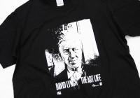 """映画『デヴィッド・リンチ:アートライフ』公開記念!アップリンク渋谷、立川シネマシティにて特集上映!""""リンチ""""Tシャツがもらえるスタンプラリーも実施!"""