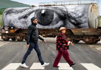 映画『顔たち、ところどころ』フランス映画祭2018で上映